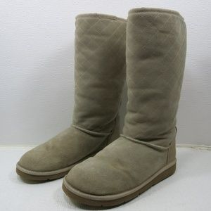 UGG Vintage Quilted Tall Australia Insulated Boot